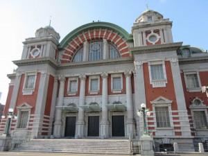 中之島の中央公会堂