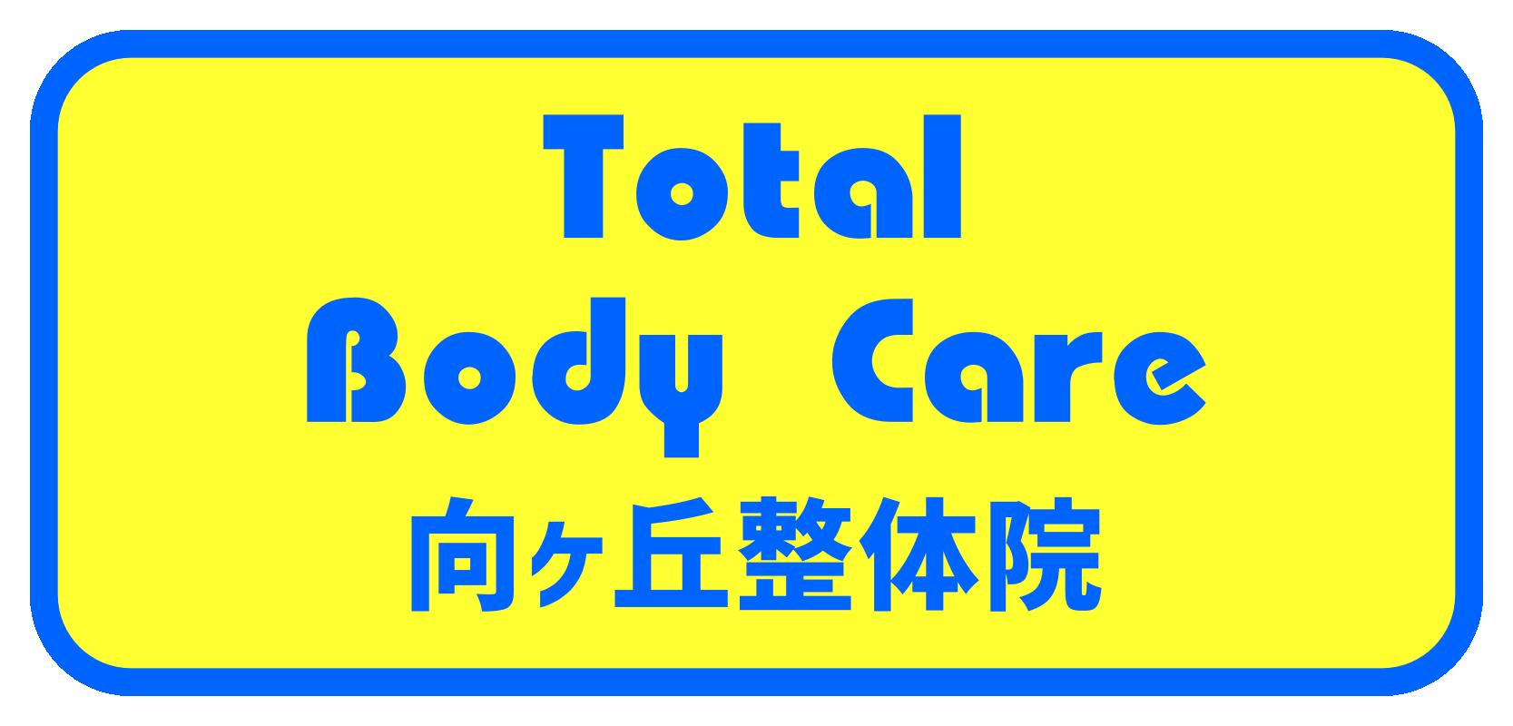 Total Body Care 向ヶ丘整体院